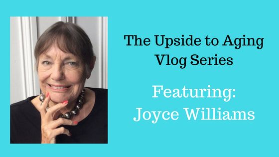 An Interview with Joyce Williams, 2018 UK Blogger Finalist for 'Grandma Williams'
