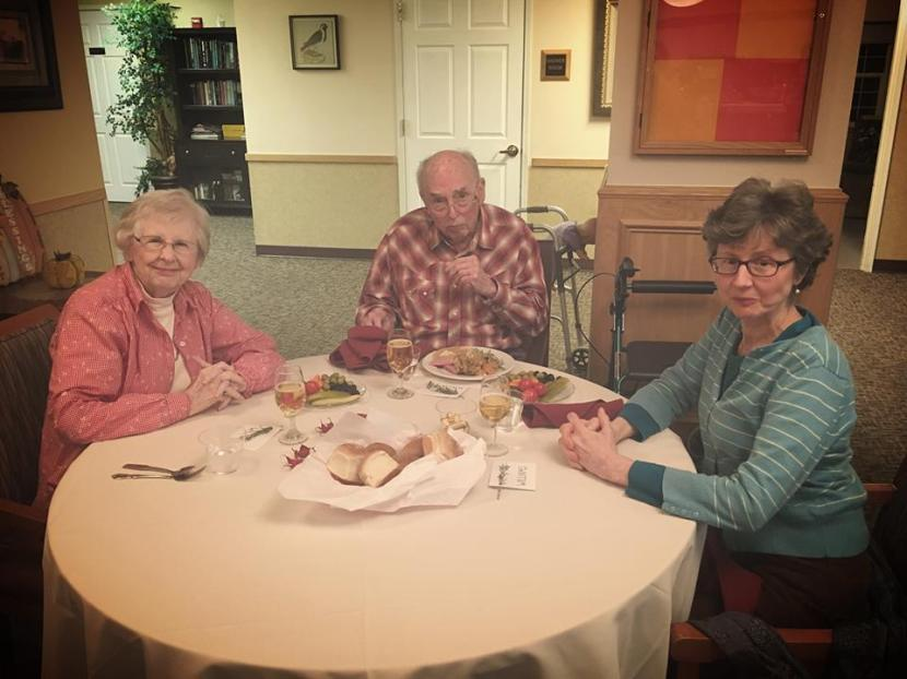 Let's Eat!  Expert Advice on How to Serve Proper Meals that Entice our Seniors toEat.