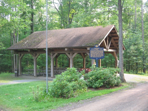 image 4 state park picnic pavilion